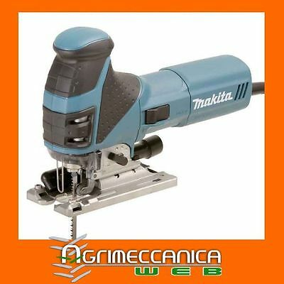 Makita 4351FCT - Seghetto alternativo professionale + lame e valigetta