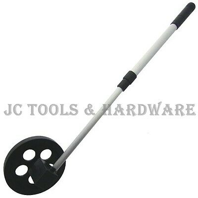 Micro Telescopic Measuring Rubber Wheel 1000m Ideal for Landscaping Fencing