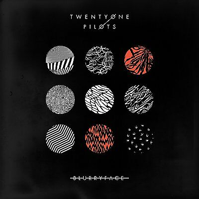 TWENTY ONE PILOTS - BLURRYFACE   (Double LP Vinyl) sealed