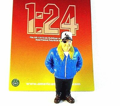 American Diorama 1/24 Figure ,one Eyed Jack-Trailer Park ,collectible, New