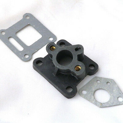 Super Mini Pocket Bike Parts 33cc 43cc 49cc Intake Manifold v2