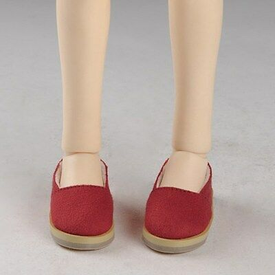 Green SW Ruth Flat Shoes Dollmore BJD MSD