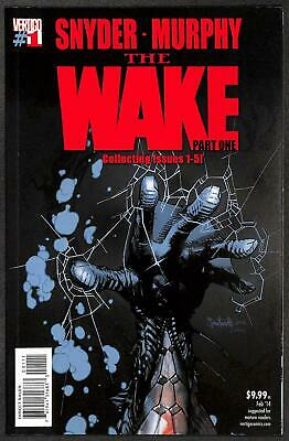 The Wake: Part One (#1-5) by Scott Snyder