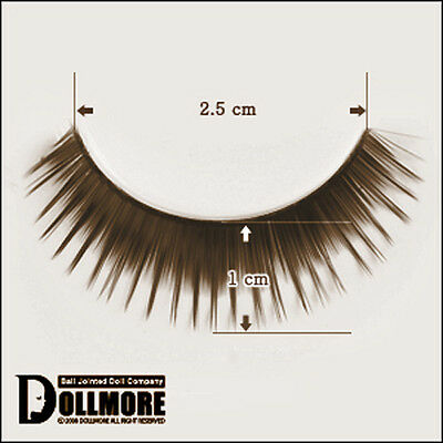 Dollmore OOAK BJD Supplies  Doll eyelashes - BRA1