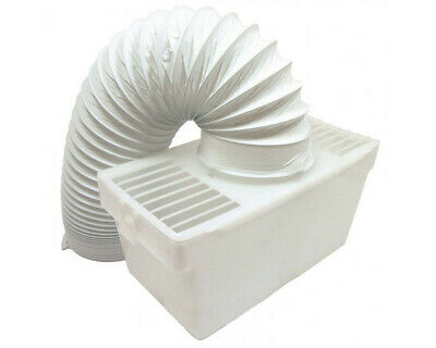 Indoor Condenser Vent Kit Box With Hose for Bush TDV6B TDV6S TDV6W Tumble Dryers