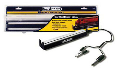 Woodland Scenics Tidy Track Roto Wheel Cleaner (OO/HO Scale) TT4561