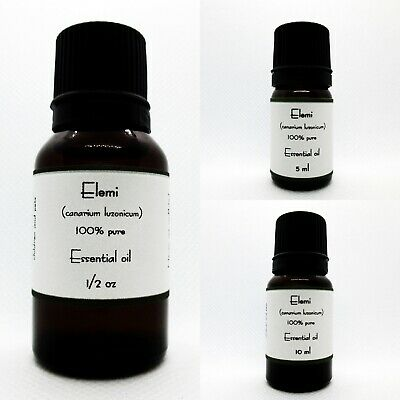 Elemi 100% Pure essential Oil Buy 3 get 1 free add any 4 oils from like sale
