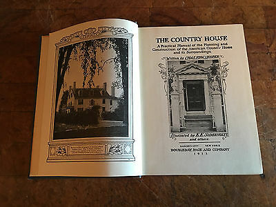 """1913 The Country House Book """" Finding Your Dream """""""