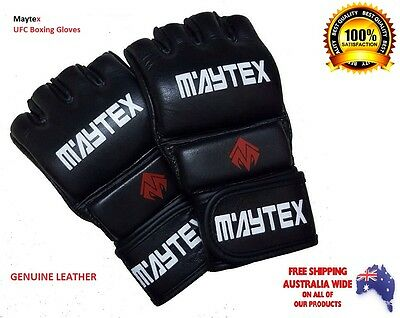 MMA  Grappling Gloves Professional UFC Fight Boxing Punch Sparring