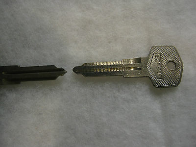 Key Blank New Old Stock Aa3 Ford