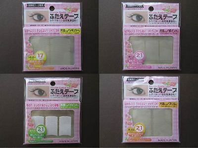 Double Eyelid Tape FUTAE TAPE 4 types DAISO Made in Japan Free Shipping