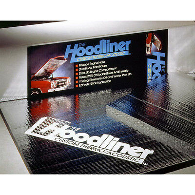 Dynamat Hoodliner DYN11905 Under Bonnet Sound Proofing