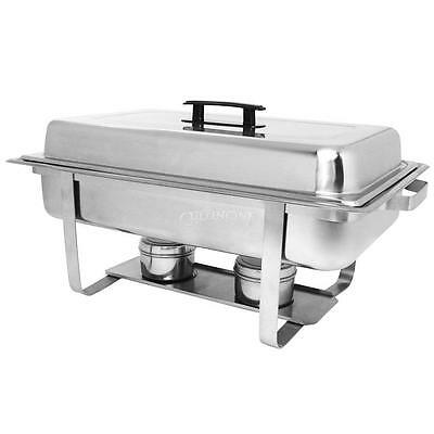 NEW Atosa Chafing Dish, Full Size, 8 oz., Foldable - AT751L63-1