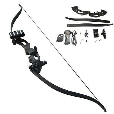 Outdoor Archery Kids Youth Take Down Recurve Bow Arrows Set Hunting Games Toys