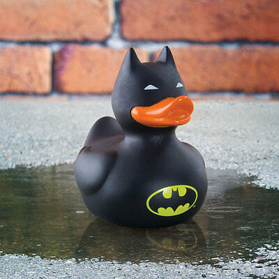 Batman Official Bath Rubber Duck Batduck Novelty Retro Fun Toy