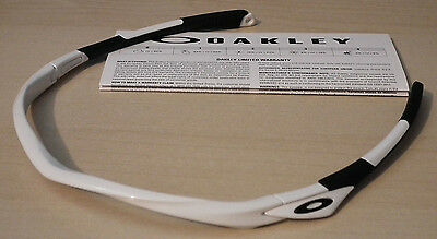 New Oakley M2 Frame Polished White Sunglasses Frame Only *authentic*