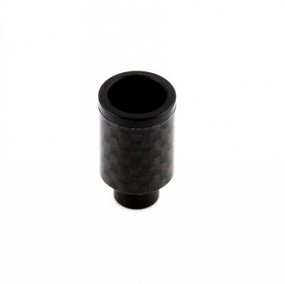 510er Drip Tip Carbon, wide bore