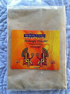 MULUNGU POWDER, RELAXATION HERB works similiar to xanax but 100% natural