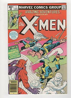Amazing Adventures 1 X-Men Reprint NM