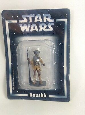 S5155 | Boushh | Star Wars Figurine Collection