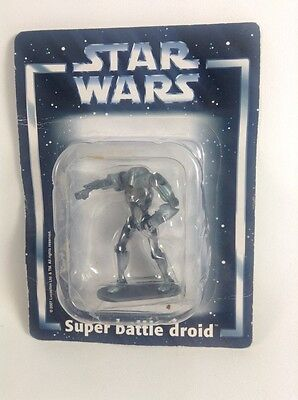S5161 | Super Battle Droid | Star Wars Figurine Collection