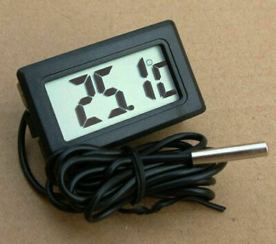 Thermometer digital LCD -50° bis +110° Digitalthermometer Temperatur-messer