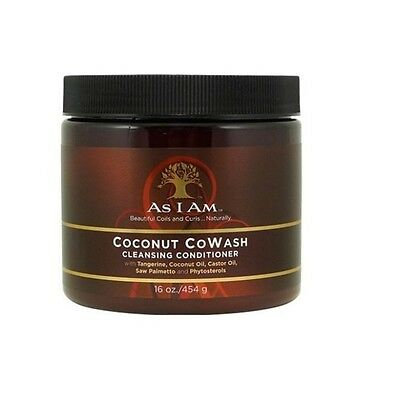 As I Am Coconut CoWash Cleansing Conditioner 454g / 16 oz