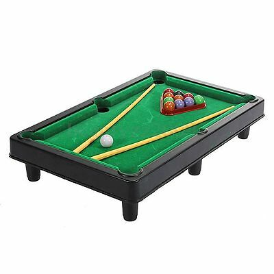 Mini Pool Table Top Air Hockey Billiards Game Activity Toy Gift Games for Kids