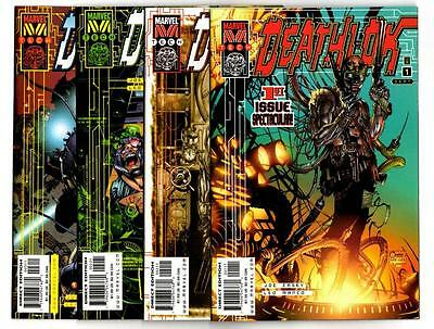 Deathlok #1-11 (1999) Marvel VF/NM to NM