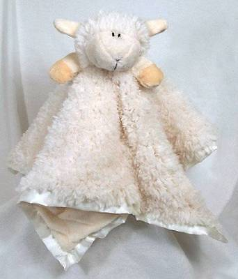 Stephan Baby Cuddle Bud Cream Lamb Blankie