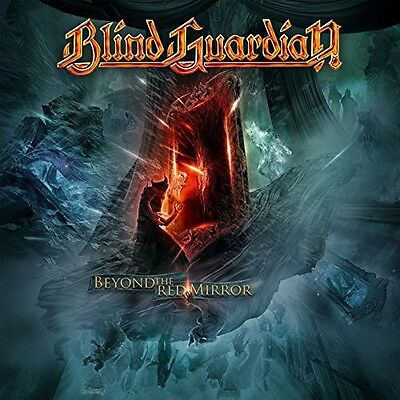 Beyond The Red Mirror - Blind Guardian (2015, CD NUOVO)