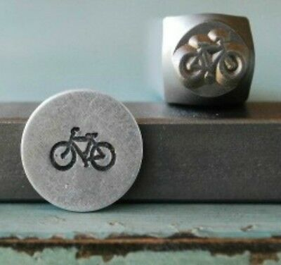 SUPPLY GUY 7mm Bicycle Metal Punch Design Stamp SGCH-43