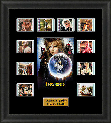 Labyrinth (1986) Film Cells FilmCells Movie Cell Presentation