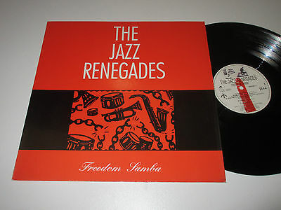 LP/ACIDJAZZ/THE JAZZ RENEGADES/FREEDOM SAMBA/Polydor 839651-1