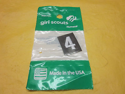 Brownie Girl Scouts Number 4
