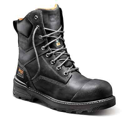 "Timberland PRO Boots Mens 8"" Resistor Composite Safety Toe Waterproof Insulated"