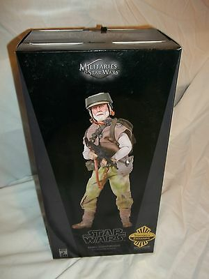 Sideshow Collectibles Star Wars Rebel Commando 1:6 Scale Box Only