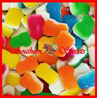 RACING CARS COLOURFUL LOLLIES SOFT GUMMIES Candy Buffet 1KG MADE IN AUSTRALIA