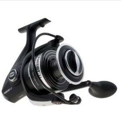 Penn Pursuit II 8000 Saltwater Spinning Reel *New in Box* Free Penn Super X Mono