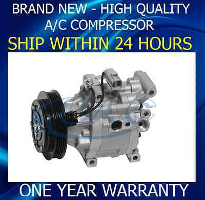 UAC NEW AC SCSA06 COMPRESSOR CLUTCH 11063 FIT 2000-2005 Toyota Echo Base L4 1.5L