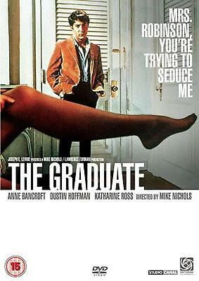 The Graduate     Brand New Sealed Genuine Uk Dvd