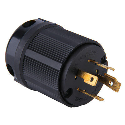 Hot Power Locking NEMA L14-30P Twist-Lock Plug 30A 125-250V 3P 4W US JL