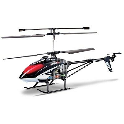 Syma S33 2.4G Gyro Remote Control Helicopter Colours May Vary