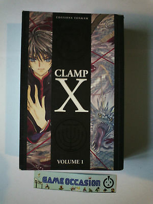 Clamp X Tome 1  Mangas Vf Tonkam