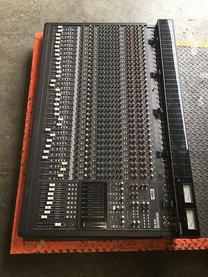 Mackie 32-8 Meter Bridge, 32 Channel/ 8 Bus Mixing Console 32x8