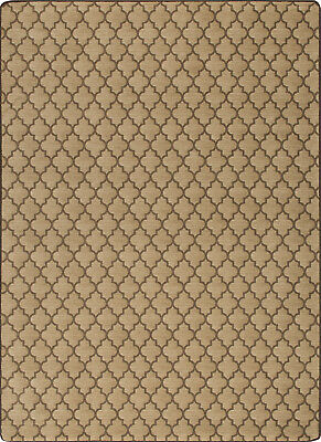 Cavetto Sable Milliken Cut Pile Pattern 40 oz. Area Rug Many Sizes