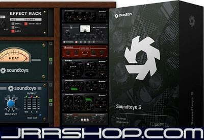 Soundtoys 5 Upgrade from Native Effects Bundle eDelivery JRR Shop