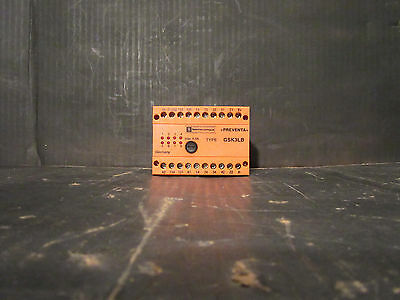 Telemecanique Preventa GSK3LB, Series C Safety Relay