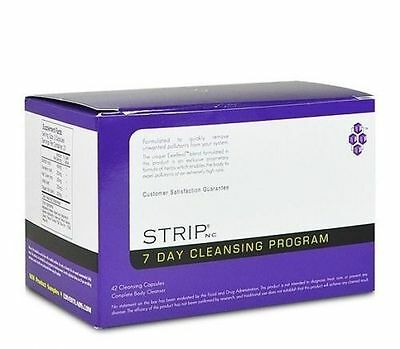 Herbal Detox Natural Cleanse 7-Day Strip NC Drug Detox for Blood Test and Urine