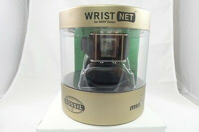 Collectible Item: New Fossil Wrist Smart Watch - Square Face (FX3000)